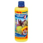 SERA marin COMPONENT 4 trace elements Kationics -500 ml