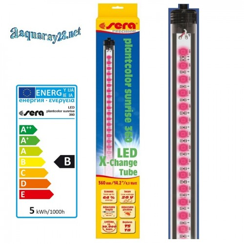 SERA LED PLANTCOLOR SUNRISE 360 MM / 4,3 W