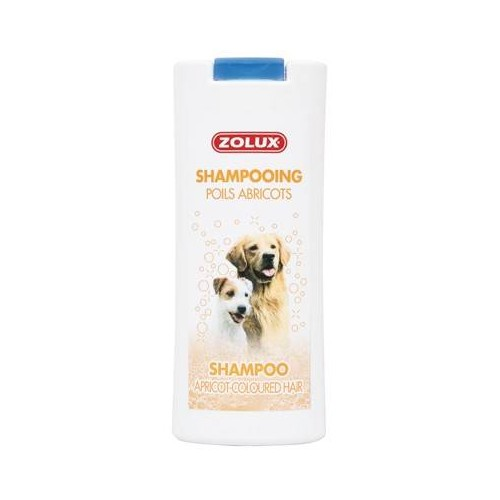 SHAMPOOING ZOLUX POIL ABRICOT