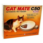 DISTRIBUTEUR NOURRITURE CAT MATE C50